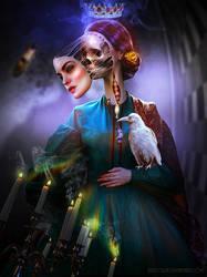 Vigdoria The Queen - NEW WORK! by BrietOlga