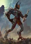The hero of Ardentoura - EMEGEN