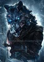 Robb Stark by ertacaltinoz