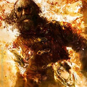Sandor Clegane, a.k.a The Hound