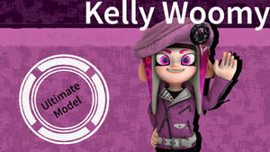 Character introduction: Kelly