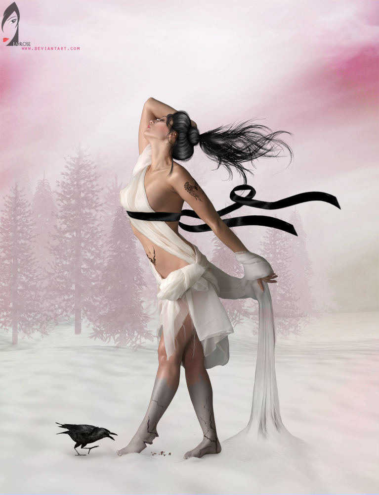 Fading... by La-Rose