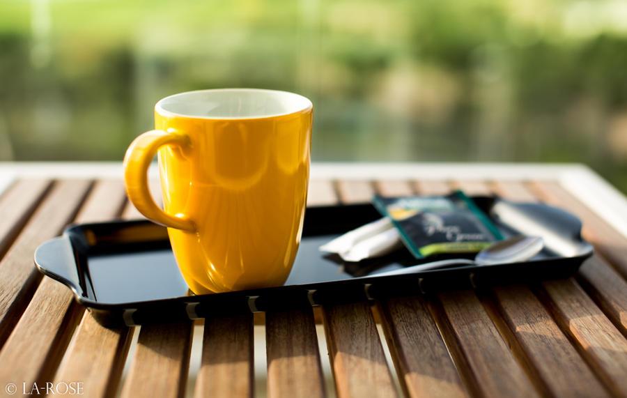 Tea time II by La-Rose