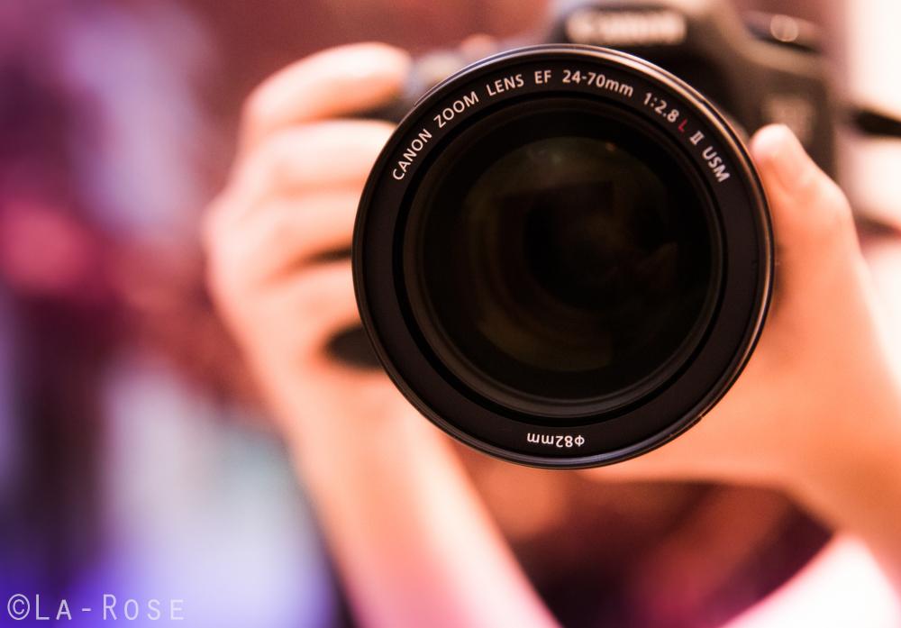 Lens by La-Rose