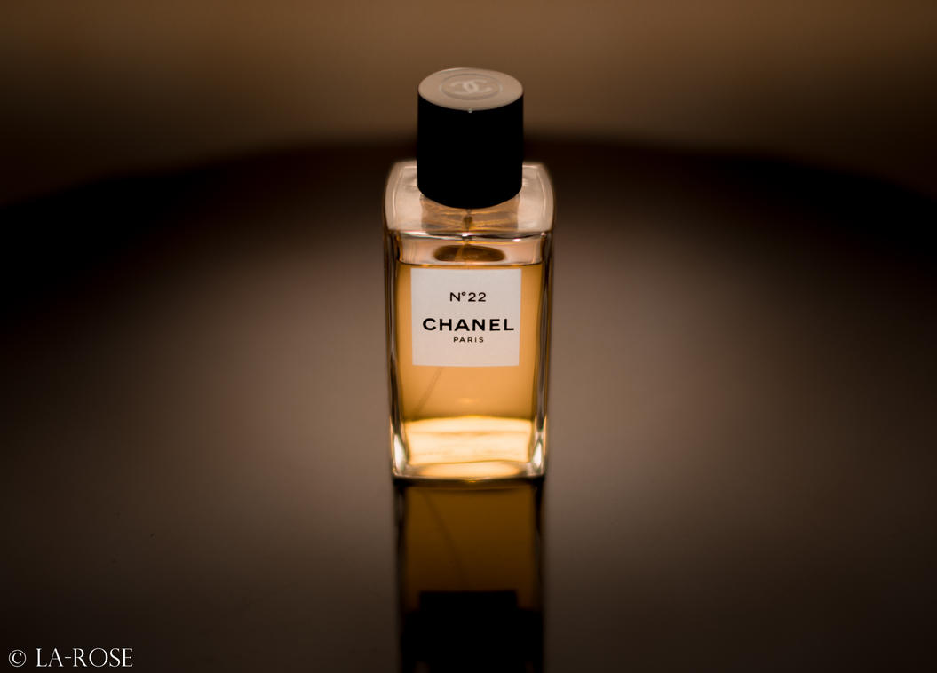 Chanel no 22 II by La-Rose