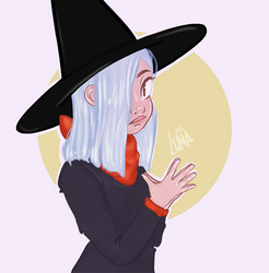 Draw This In Your Style Challenge | Paulinaapc by LUNAFREEYA