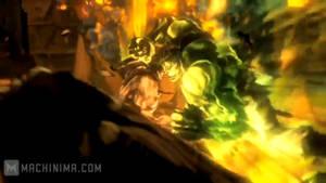 Mike Haggar Vs. The Hulk