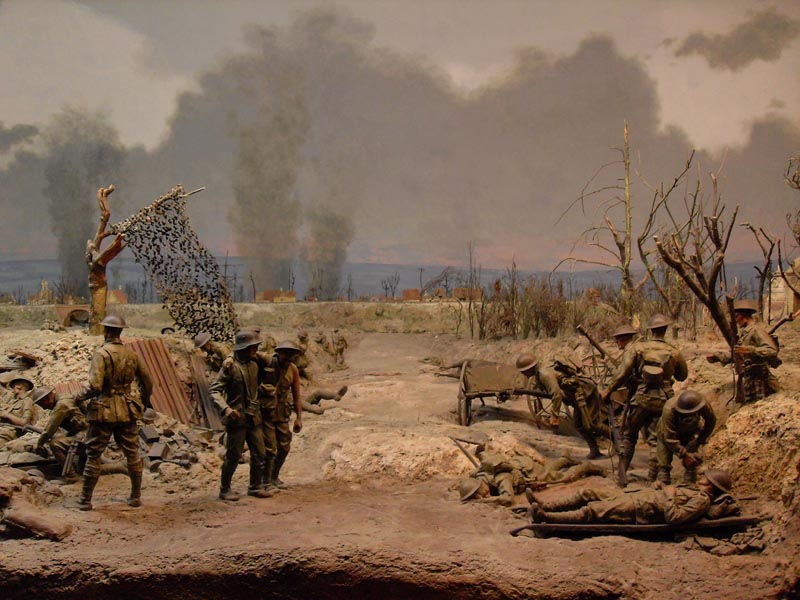 Wwi Diorama By Ozmike On Deviantart