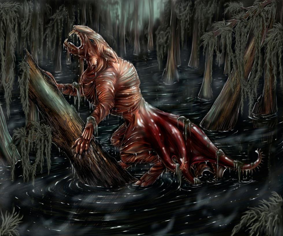 Секс лососение монстры видео так