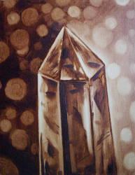 Umber Crystal by AbsintheKitsune