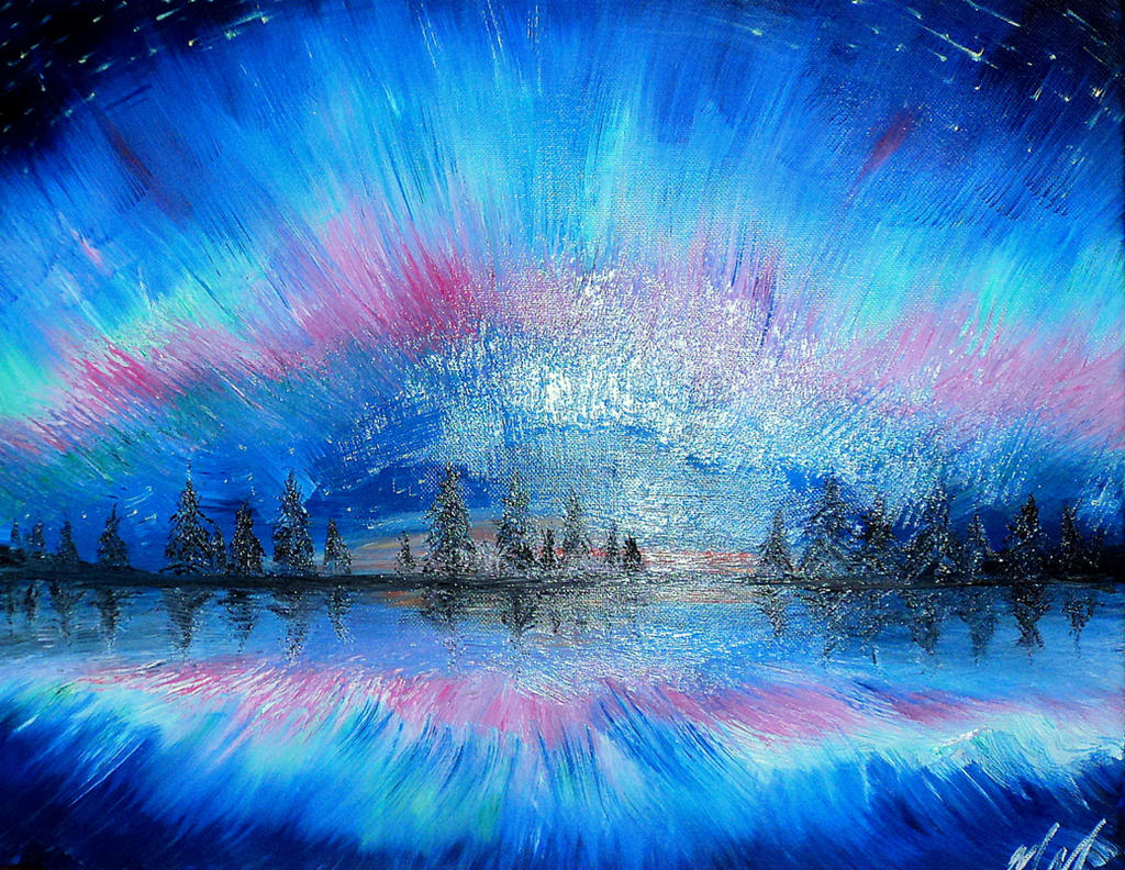 Aurore enchante by MelMelanson