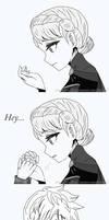 You're not alone, okay? by JHEKSan2