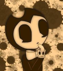 Bendy the [cute] ink demon
