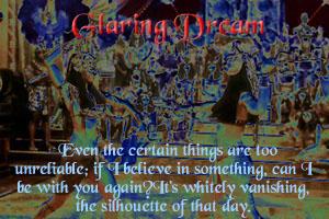 Glaring Dream by shinjihiroshi
