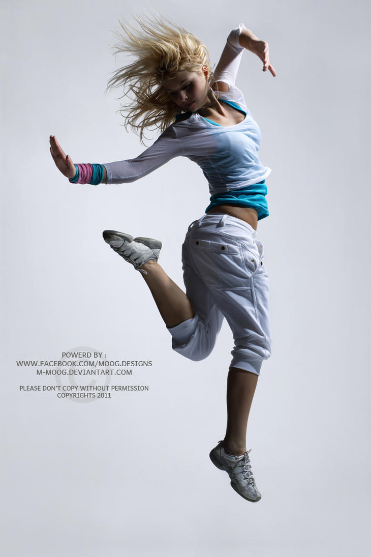 Break Dance Stock by M-MooG