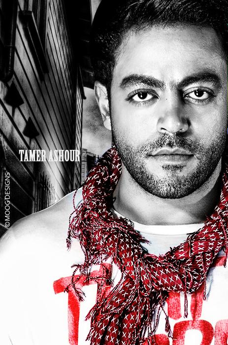 Tamer Ashour V.3 by M-MooG