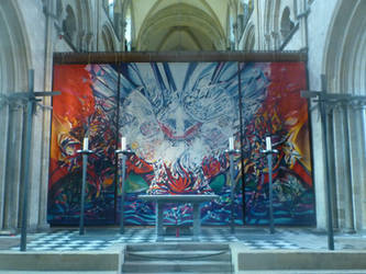 Chichester Cathedral: 41 by yaschaeffer