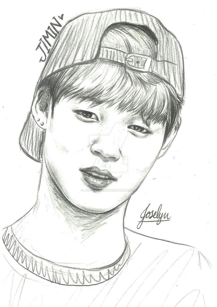 Jimin~ By JoshiiBlack On DeviantArt