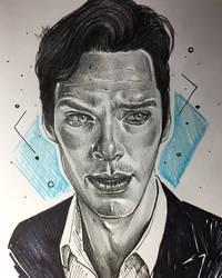 - Benedict Cumberbatch -