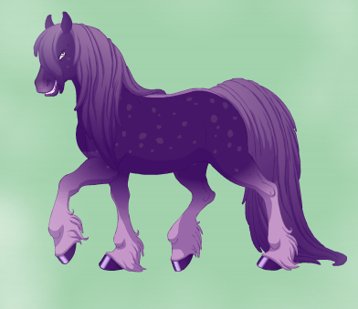 Horse Adopt (4/10) by MisticElis