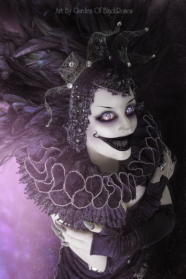 The Joker by Garden-Of-BlackRoses