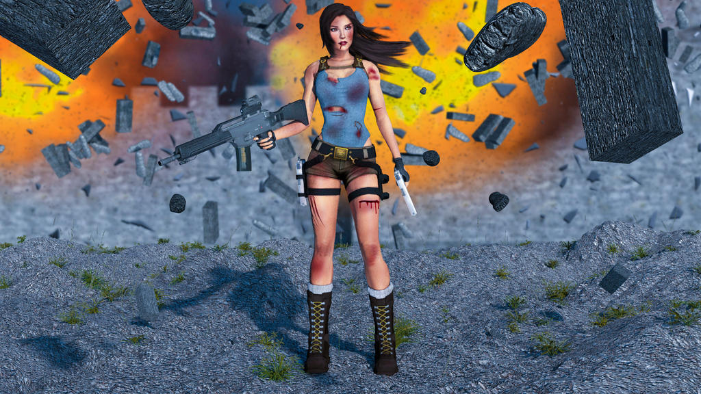 Tomb Raider II (Great Wall revisited)
