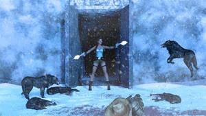 Tomb Raider 1: Wolves