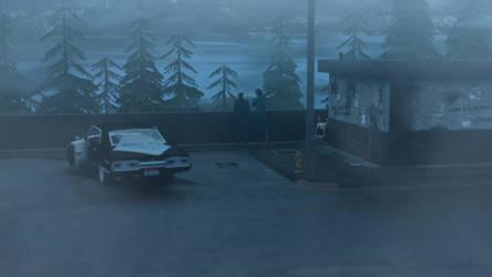 A Very Supernatural Silent Hill