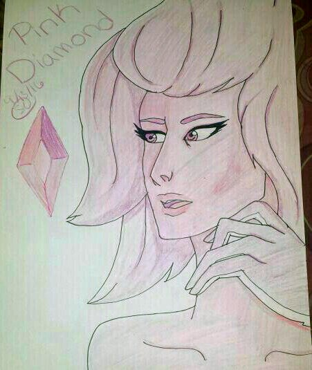 Pink Diamond (SU) by demongirl222