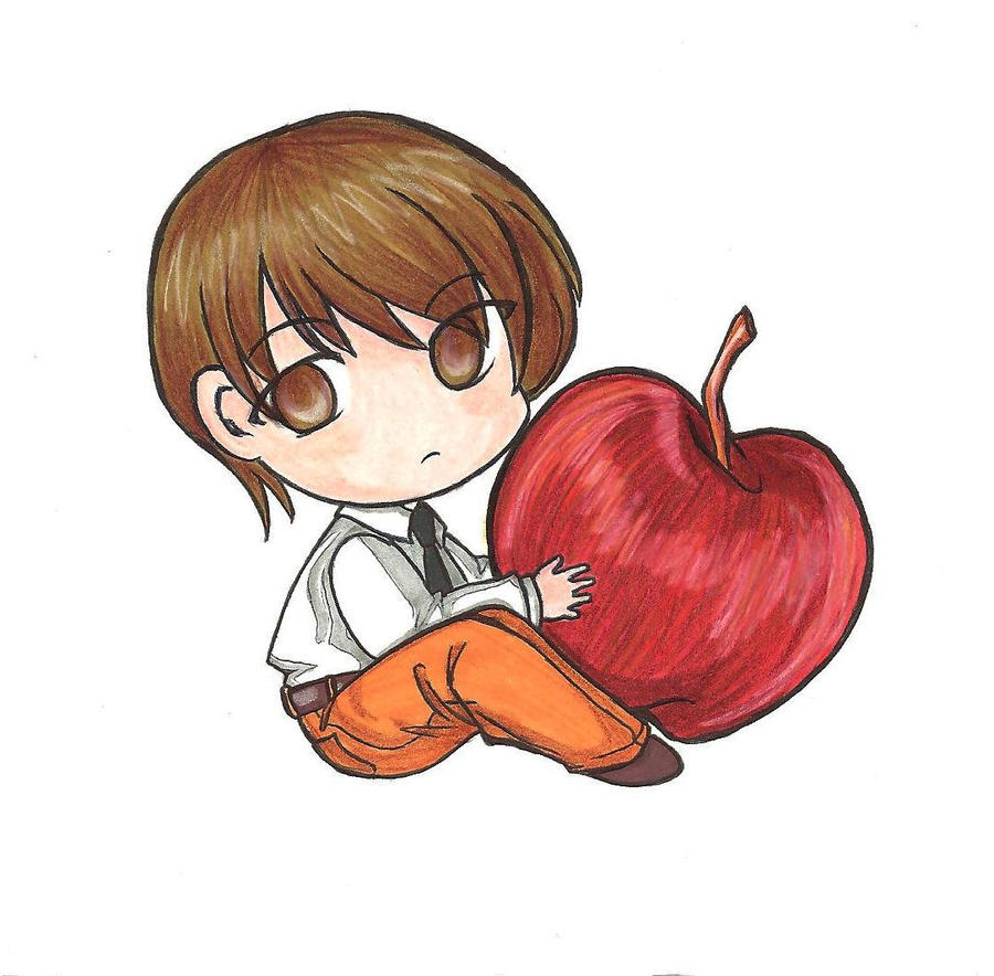 Light Yagami by zulyamata on DeviantArt
