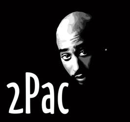2pac by sKetCh-ThiS-X