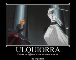 Motivational Poster: Ulquiorra by Savvical