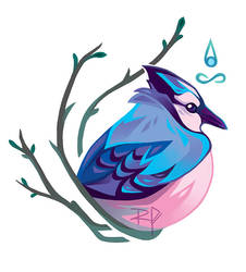 Spirit Jay by rispaizy