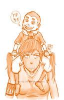 TLoK - Meelo, I told you, I'm NOT Oogi! by kuri7