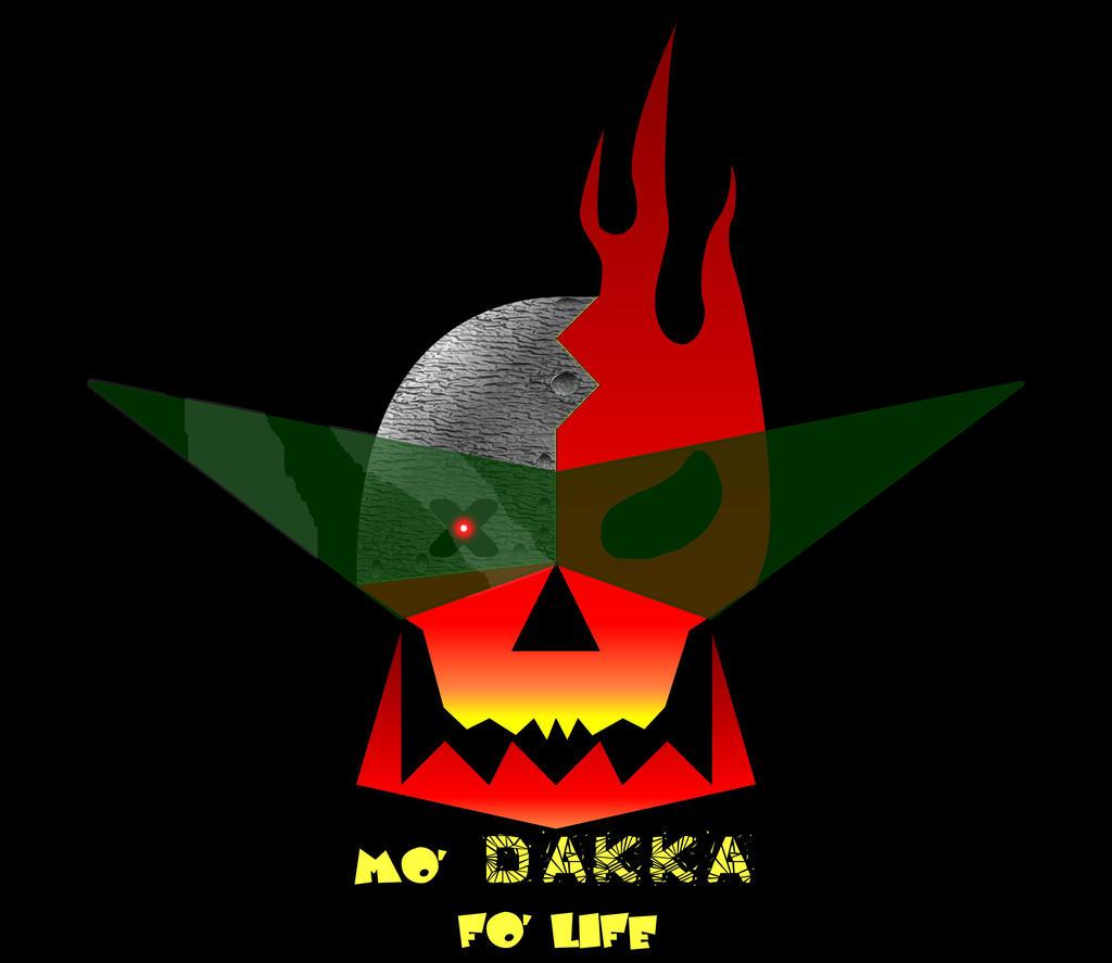 Mo Dakka Fo Life by AdmiralTigerclaw