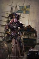 Steampunk pirate by doclicio