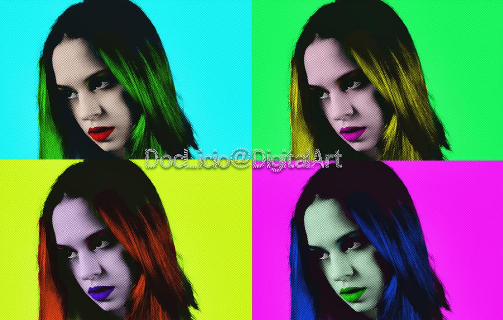 Pop Art 3 by doclicio