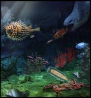 Life under the sea  Part 1 by doclicio