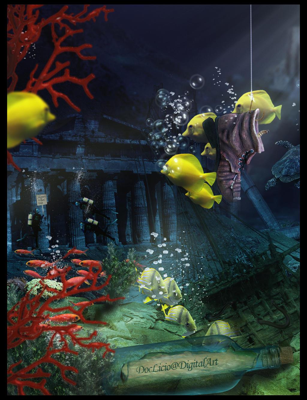 Life under the sea Part 2 by doclicio