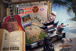 2 The suitcase by doclicio