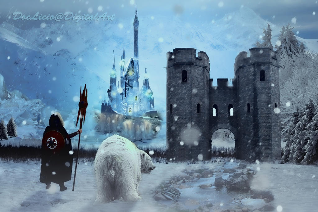 The road to the Jotunheim by doclicio