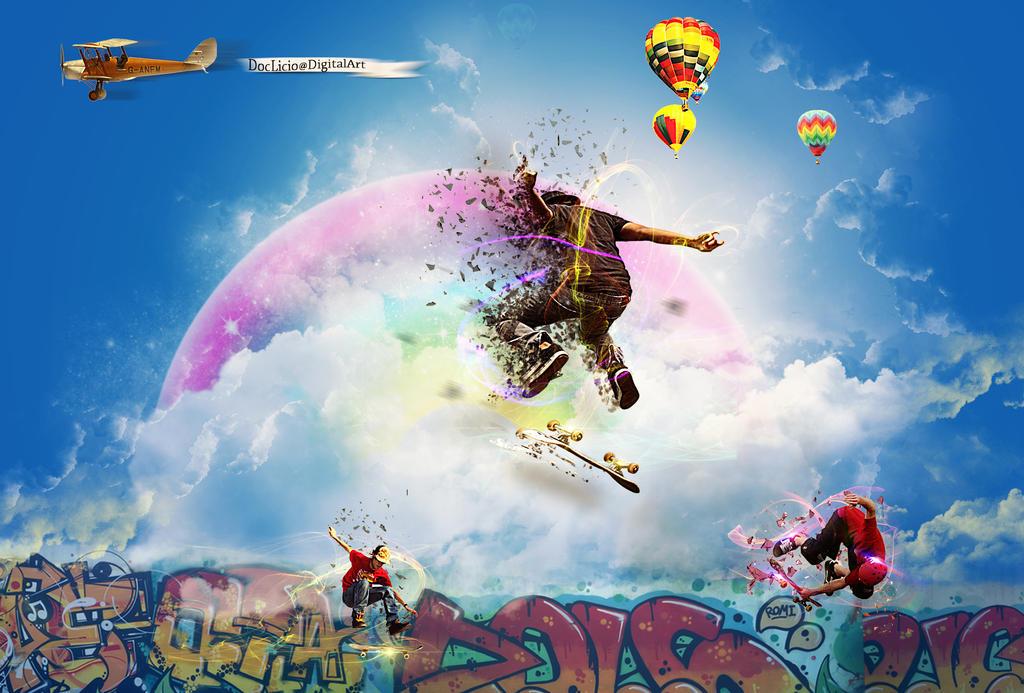 Skate new by doclicio