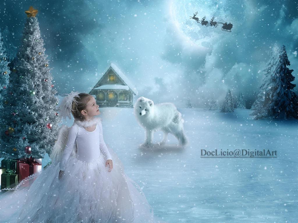 Merry Christmas 2016 by doclicio