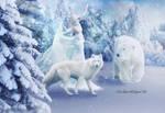 The Winter Queen by doclicio