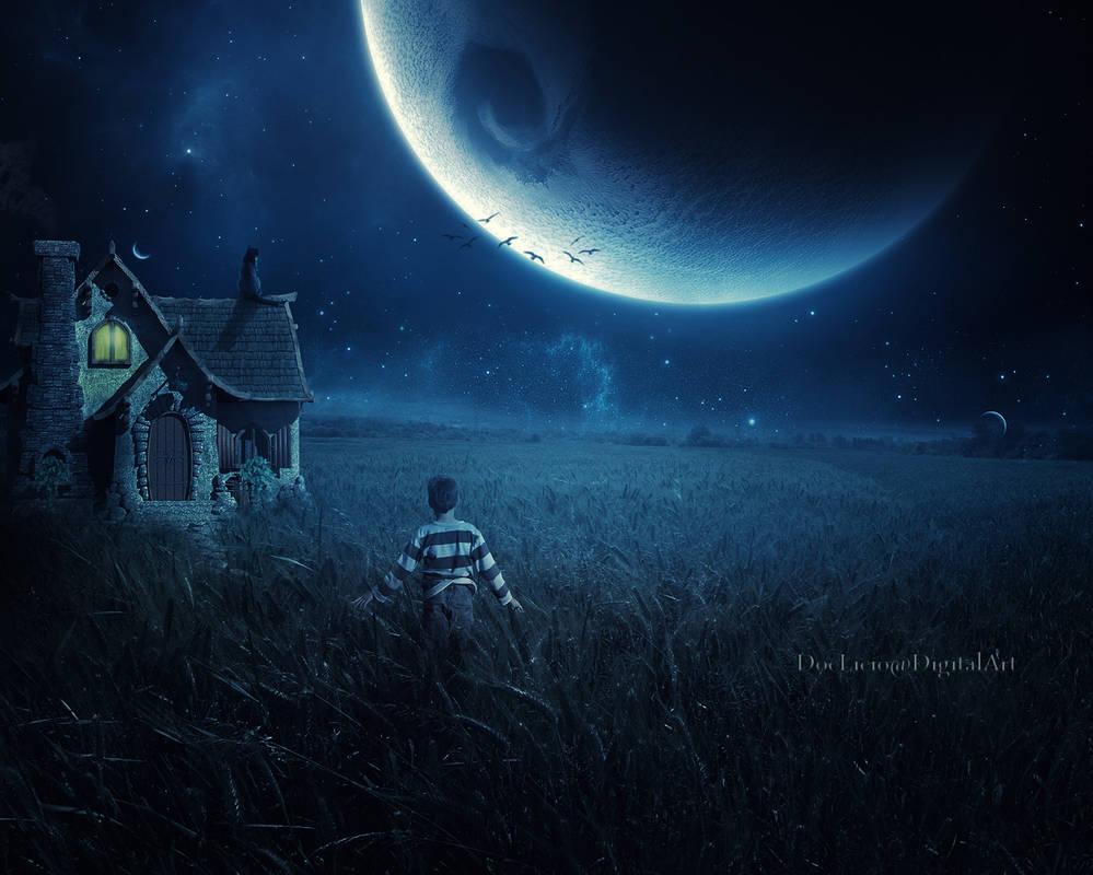 The house on the prairie by doclicio