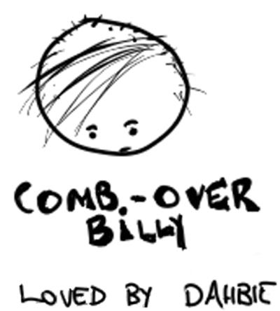 comb over billy by pirate-pirate-pirate