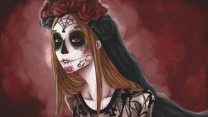 Sugar Skull Michelle