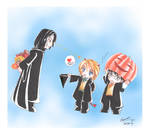 Harry Potter-Trick or Treat