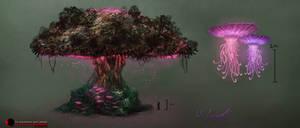 Big Mushroom Size reference