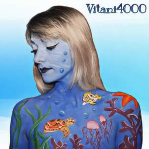 Sealife II - Bodypaint by Vitani4000